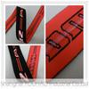 Red and black Epoxy antiskid silicone elastic band jacquard EW-05