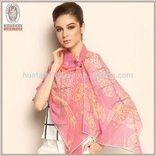 Lightness and Granceful Wholesale Wide Silk Shawl