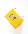 Low Price CBB21 Box Metallized Polypropylene film Capacitor