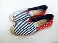 قماش حذاء امرأة الترفيه الخريف الولايات المتحدة الأمريكية