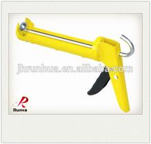 310ml steel cartridge manual silicone dripless caulking gun GH3002