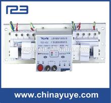 Yuye YEQ1-63L CB class ATS automatic transfer switch. changover switch