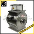 O fluxo de aço inoxidável- através de câmara de válvula rotativa, rosca transportadora de cimento silo/arroz/mineral