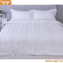 100% cotton bed sheet flat sheet