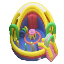 2014 small basketball tiny house,inflatable jumper house,adult jumpers bouncers 0.55 mm PVC,inflatable bouncy house YJSB-201