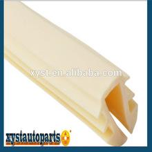 PVC glass clip strip