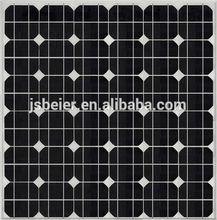 60W Monocrystalline Solar Panel Module From China Manufacturer