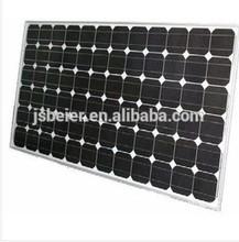 145W Monocrystalline Solar Panel Module From China Manufacturer