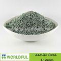 الزيوليت الطبيعي لتربية الأحياء المائية، الزيوليت الطبيعي 1-2mm الصخور الخضراء