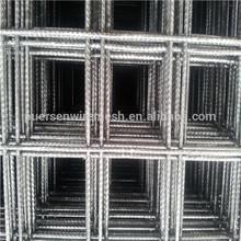 Concrete reinforcing mesh panel