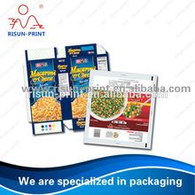 Foldable frozen food box packaging china manufactrue