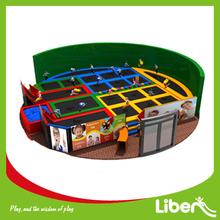 Liben Foam Pit Gymnastic Trampoline Kid Indoor Trampoline Bed(5.LE.T3.407.181.01)