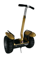 Sunnytimes-2014 new scooter, patented electric chariot RC Off-road 2 wheels electric chariot x2 i2 mobility 1800w