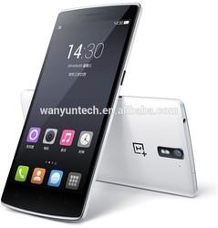 "4G LTE Mobile Phone 5.5"" FHD 1920x1080P Snapdragon801 2.5GHz 3GB RAM NFC oneplus one 64gb black"