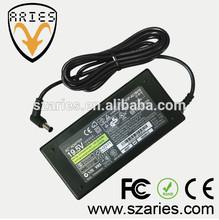 vgp-ac19v37 Laptop Adapter for sony 19.5v 3.9a 6.5*4.4mm
