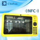 rfid and nfc tablet with 7'' screen support Android 4.4/4.2 OS with 3G/WIFI/NFC function,UHF module,1D/2D optional