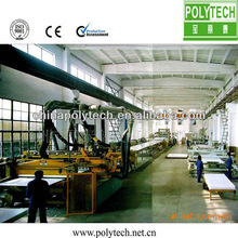 2014 SJ /Easy Installation Construction Board Production Line/Extruder