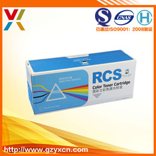 Toner cartridge paper packaging box