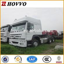Howo Trailer Truck, 371HP Truck Head, Truck Tractor