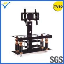 tv stand livingroom furniture/oval glass tv stand TV60