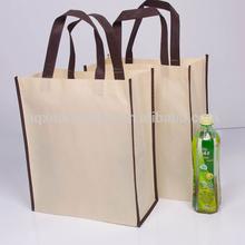 Laminated pp nonwoven shopping bags,reusable shopping bags