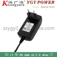 12V 1A Power adapter with CE KC ROHS Certifications