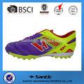 2014 oem de alta qualidade homens novo estilo de sapatos de futebol indoor chuteiras de futsal calçados