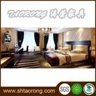 Commercial hotel room furniture set for 5 star hotel