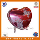 2014 new design candy tin box, candy metal tins