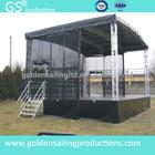 aluminum stage truss for concert outdoor mini DJ truss