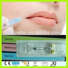 Hot Sale Hyaluronic Acid Dermal Filler, Hyaluronic Acid Injectable Dermal Filler, Hyaluronic Acid Korea Dermal Filler