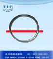 1301-rad-004 bague auto piston pour accord 03-07