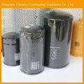 Piezas del excavador de filtro de aceite del motor 11744089