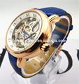 china hizo esqueleto reloj mecánico