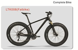 2014 most popular carbon fat bike bicycle frame carbon snow bicycle frame