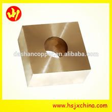 Bronze/brass sliding Pads copper block for sale
