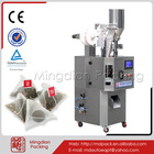MD160 Automatic Biodegradable Pyramid Tea Bag Making Machine