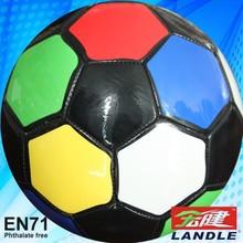 heat transfer printing designer inflatable footballs