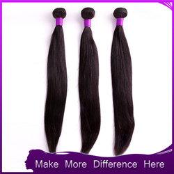 Factory supplier virgin Brazilian hair, Wholesale Brazilian human hair weave
