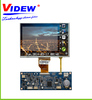7inch LCD memory module with touch for video door phone