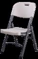 polietileno de alta densidad de plástico silla de comedor
