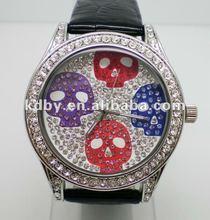 2012 new design diamond fashion lady watch