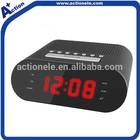 multi alarm clock with am/fm radio
