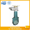stainless steel electrically actuated slurry knife gate valve