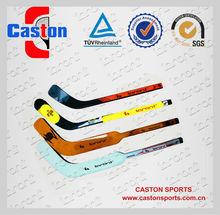 carbon& glass fiber ice goal&palstick hockey stick 18K