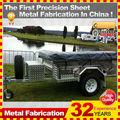 2014 caretta caravana de viagem uso do reboque reboque de campista para venda