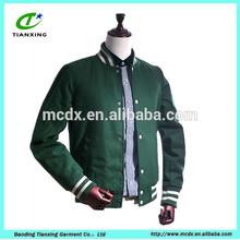 custom design your won plain varsity jacket wholesale