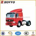 Buena alto rendimiento de China Sinotruk HOWO carro del Tractor de 4 * 2