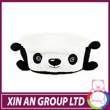 xinan hot selling new design panda shape pet beds
