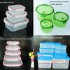 Leak-proof plastic food container/tritan PP container/Food plastic container